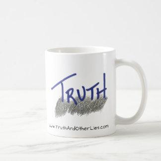 Mug, Branded, Truth and Other Lies™ Coffee Mug