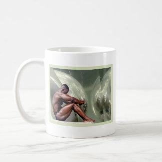 "Mug, ""Brave New World"" Classic White Coffee Mug"