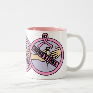 Mug - Breast Cancer Chemo Stinks