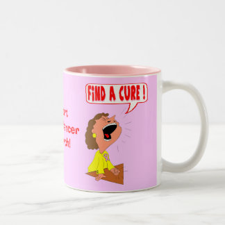 Mug - Breast Cancer Cure