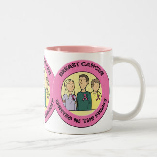 Mug - Breast Cancer Fight