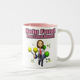 Mug - Breast Cancer Research