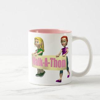 Mug - Breast Cancer Walk-A-Thon