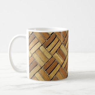 Mug - Brick pattern
