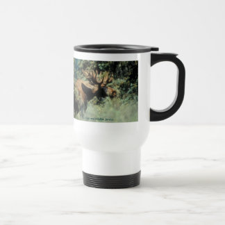 Mug / Bull Moose