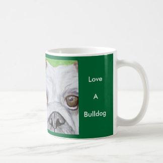 Mug, Bulldog