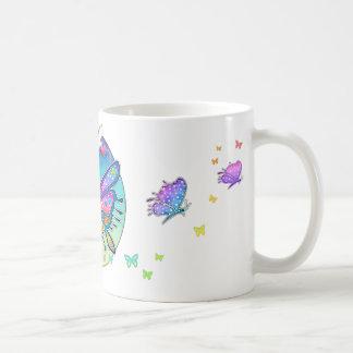 Mug - BUTTERFLY POP ART