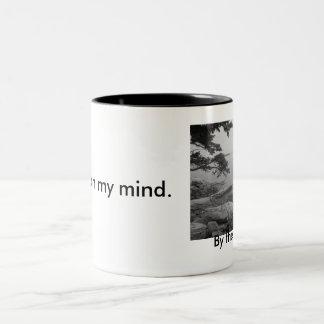 mug: by the seashore/maine.