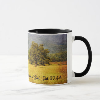 Mug -Cades Cove Tree - Stand Still and consider...