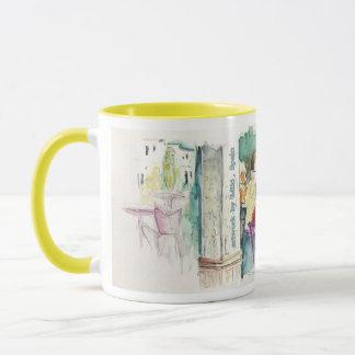 Mug Cafe Life 01
