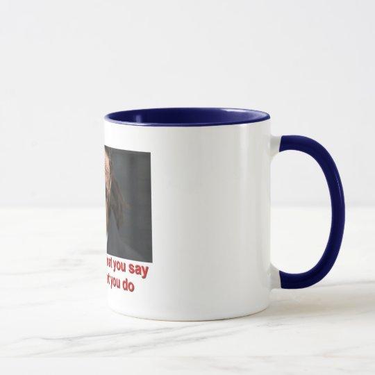Mug - Cameron - You Are What You Do