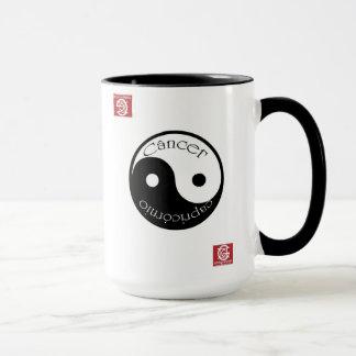 """Mug """"Cancer+Capricórnio """""""