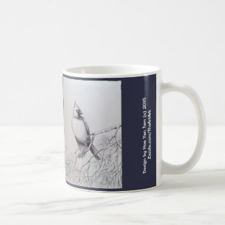 "Mug- Cardinal ""I'm losing my color, need a break"" Coffee Mug"