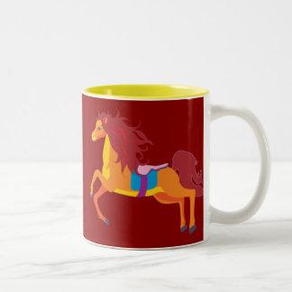 Mug - Carousel Horse