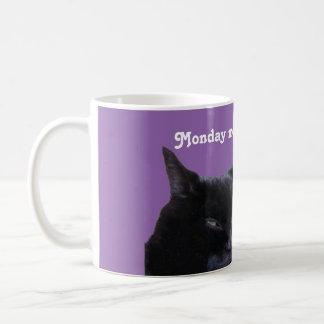Mug cat monday mood