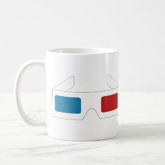 Mug Catalejos 3D ClickforGraph Taza