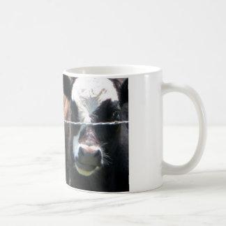 Mug: Cattle Classic White Coffee Mug
