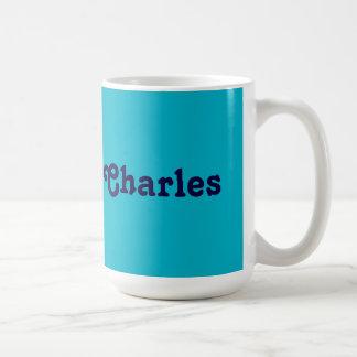Mug Charles