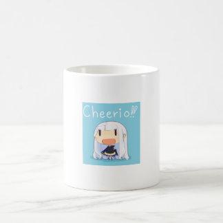 Mug Cheerios Anime Art print