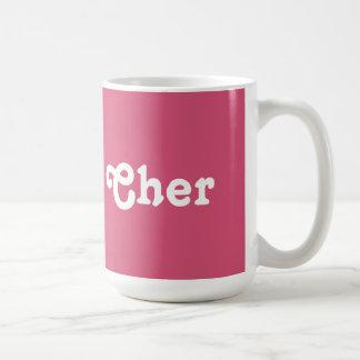 Mug Cher