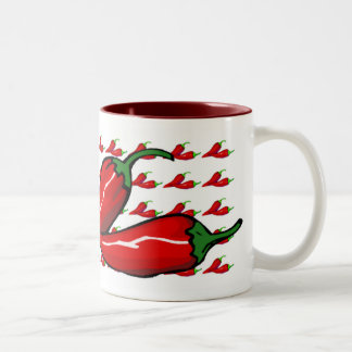 Mug - Chili Peppers