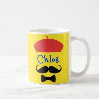 Mug Chloé by Ciel My Moustache