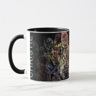 "Mug ""CHRISTIE"""