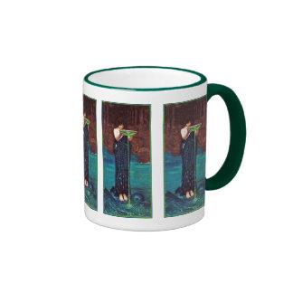 Mug: Circe Invidiosa Ringer Coffee Mug