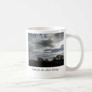 Mug-Cloudy Sky over Templeton CA Classic White Coffee Mug