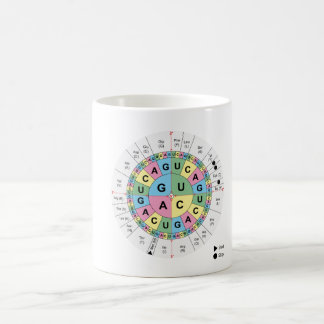 MUG Codons Amino Acids Table Genetic Code DNA