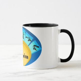 mug coffee capoeira martial arts