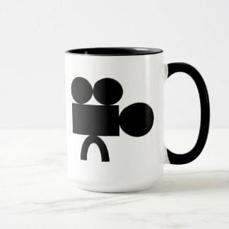 mug coffee cup i shoot people cinema style