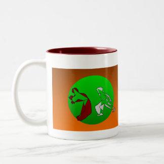 mug coffee martial arts karate dance capoeira