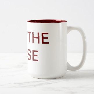 MUG  COFFEE    STOP THE ABUSE