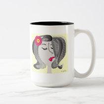 Mug  Coffee's On