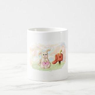 Conejito Mug tender love san Valentin
