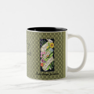 Mug / Count Your Blessings / Sally Coupe Jacobson.