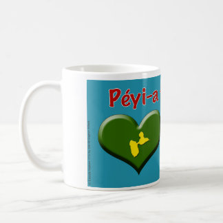 Mug: Country of Guadeloupe