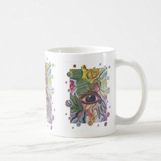 Mug/Cup Abstract Acrylic Art