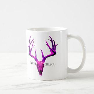"Mug, cup AOM ""Heavy Hitters"" logo form AOM 2014 Classic White Coffee Mug"