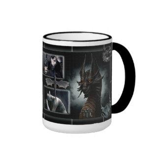 mug cup dragon 竜