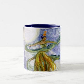 Mug/Cup - Fantasy Art - Moonlight  Majesty
