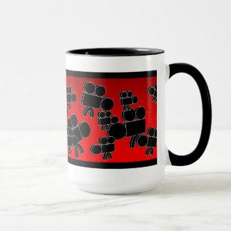 mug cup filmmaker actor crew reel