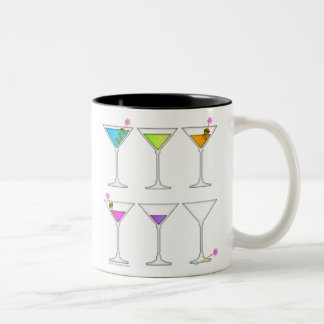 Mug, Cup - Martinis Going, Going, GONE