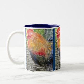 Mug/Cup Rooster/Chicken Art