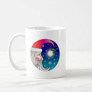 Mug, Cup - Santa Moon