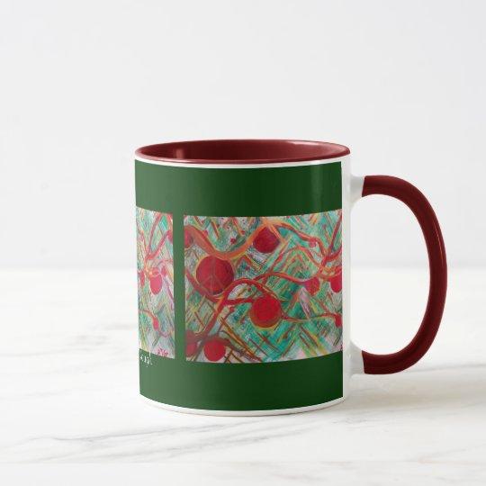 Mug/Cup Seasonal Holiday Christmas Art Mug