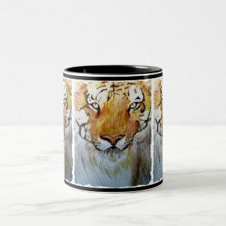 Mug/Cup Tiger Art