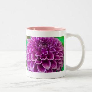 Mug, Dahlia # 189 Two-Tone Coffee Mug