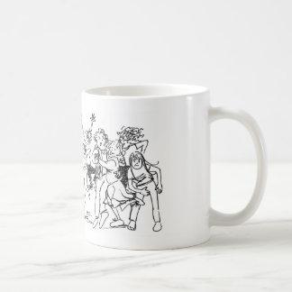 Mug: Dancing Fools Coffee Mug